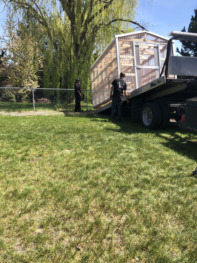 Towing business in Post Falls, ID