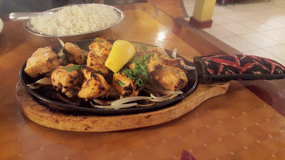 Mantra Indian Cuisine & Spirits: 220 N Harrison St, Davenport, IA
