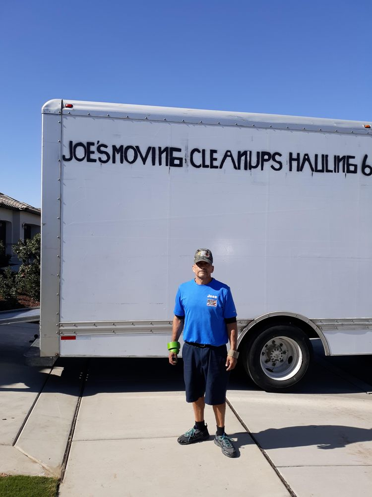 Joe Movers: Bakersfield, CA