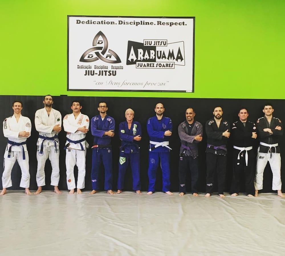 Bruno Lima Brazilian Jiu Jitsu Academy