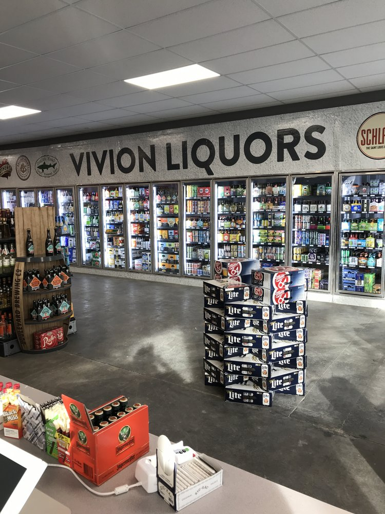 Vivion Liquor Superstore: 3528 NE Vivion Rd, Kansas City, MO