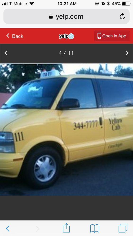 Yellow Cab: Auburn, CA