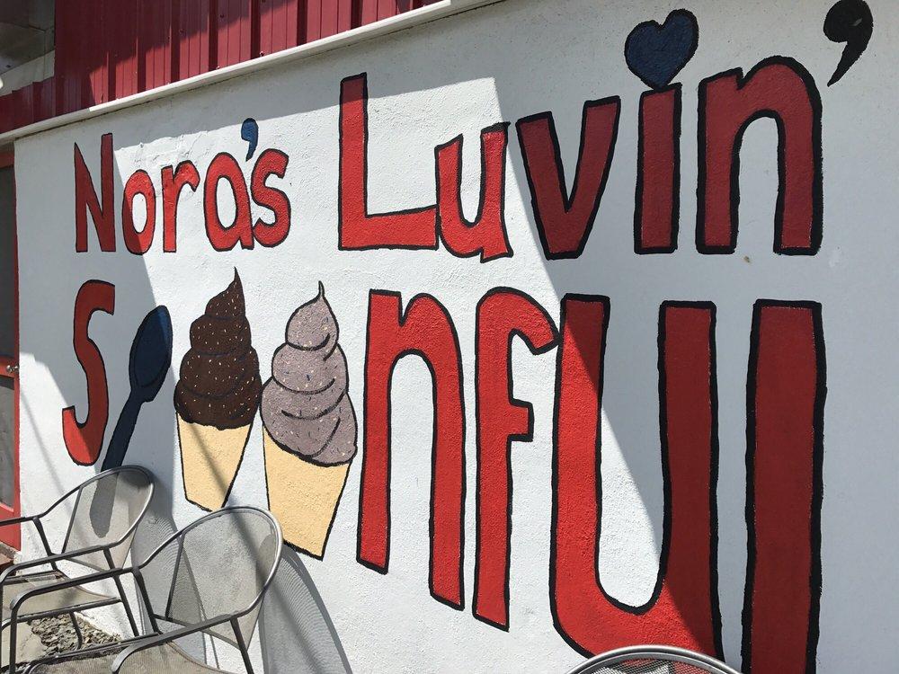 Nora's Luvin Spoonful: 141 Kirks Rd, Narrowsburg, NY