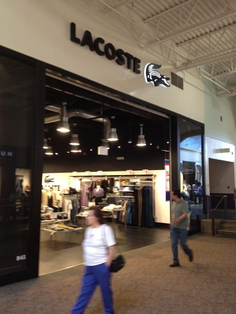 brand new 0cbb9 1bd9e Lacoste Factory Outlet - Men's Clothing - 1MILLS Cir ...