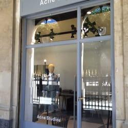 acne studios paris