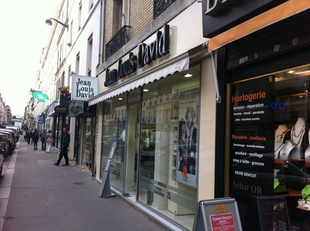 Jean louis david coiffeurs salons de coiffure 8 rue for Salon de coiffure vincennes