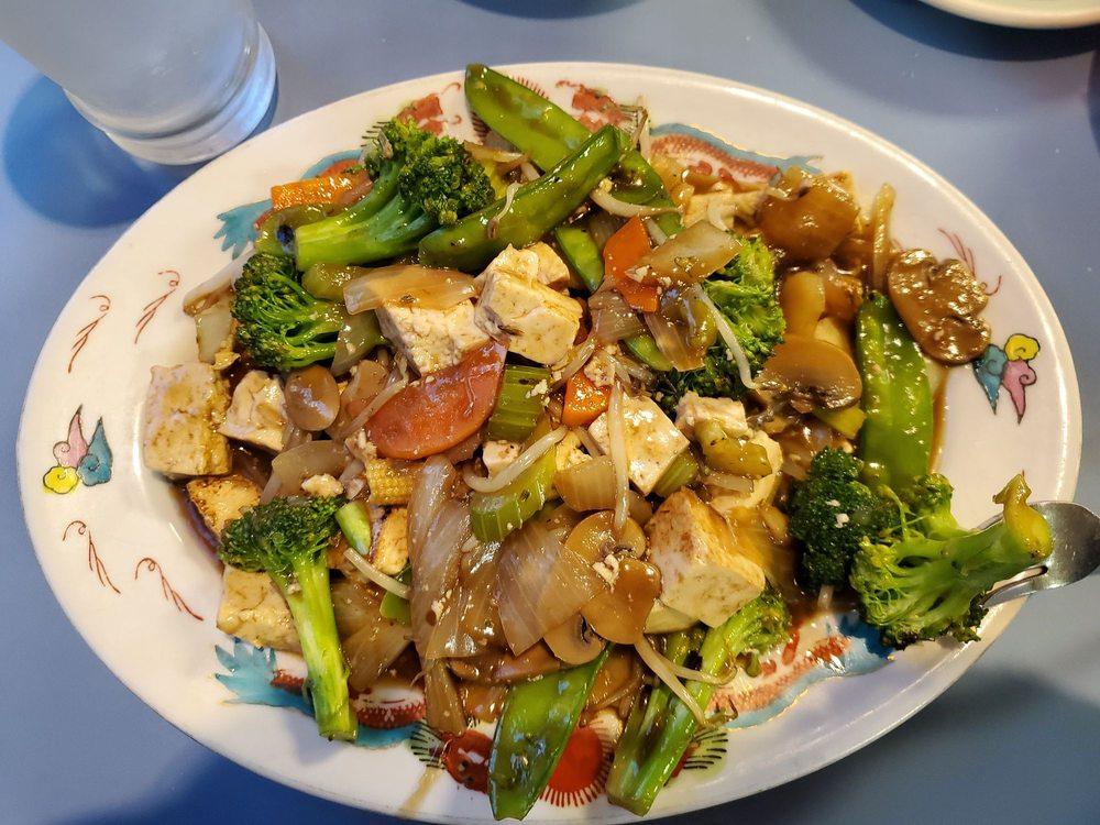 Eddy's Chinese & American Restaurant: 702 S Main St, Colfax, WA