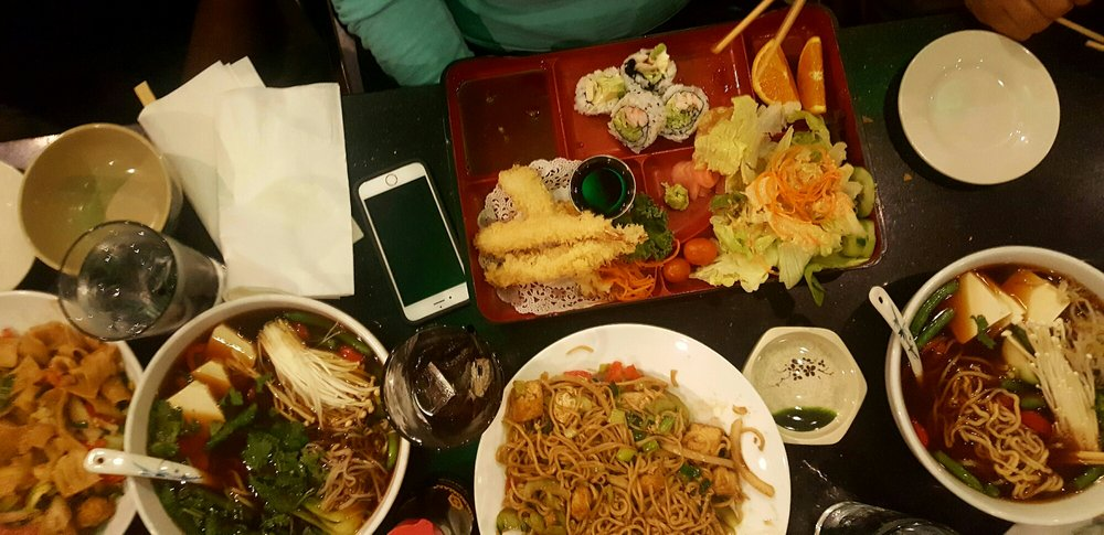 Xian Sushi and Noodle
