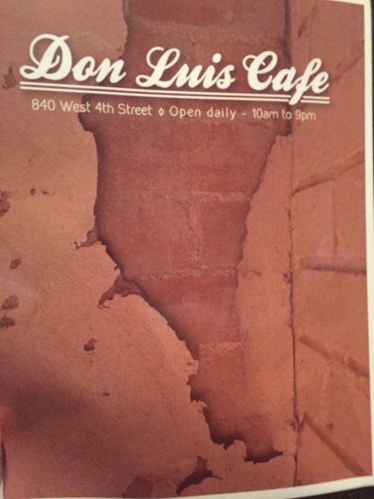 Don Luis Cafe: 841 W 4th St, Baird, TX