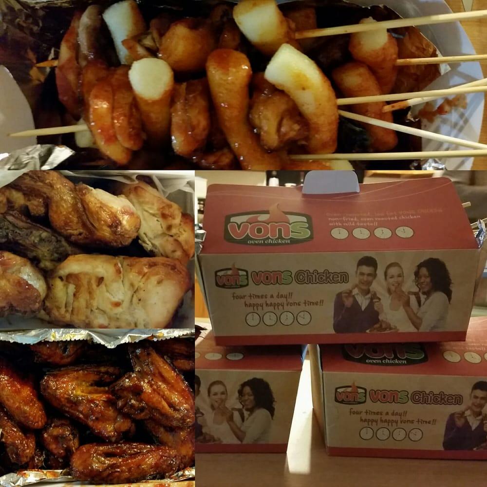 Vons Chicken - 49 Photos & 54 Reviews - Korean - 3250 W Olympic ...
