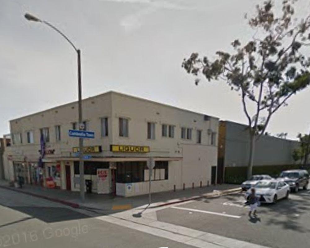 Cherry Liquor Store Long Beach Ca