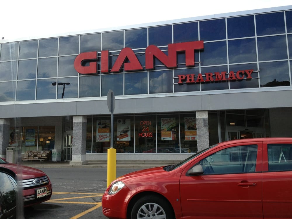 Giant Food Store: 325 W Freedom Ave, Burnham, PA
