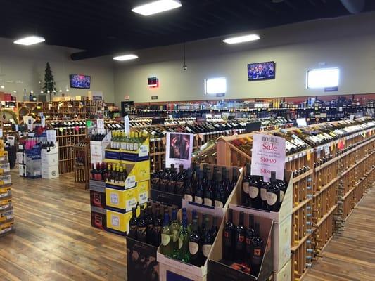 Bottle Barn Liquors Beer Wine Amp Spirits 2515