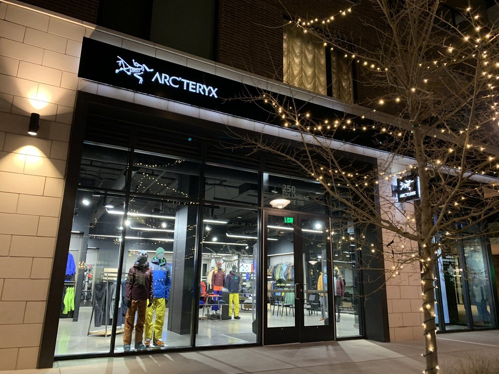 Arc'teryx: 250 Columbine St, Denver, CO