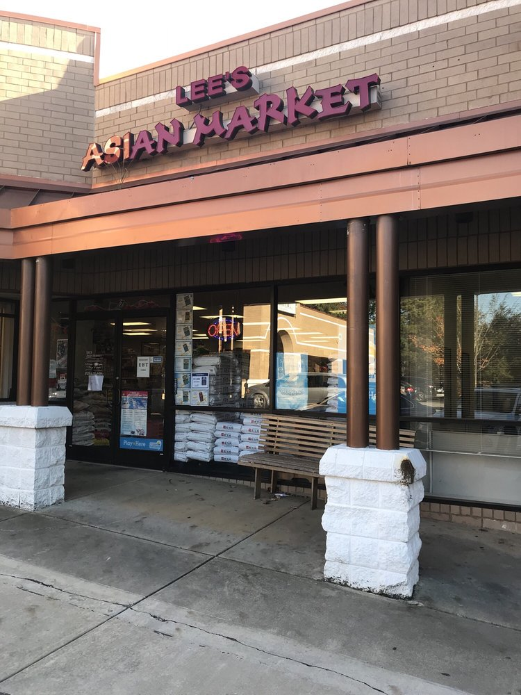 Asheville asian grocery