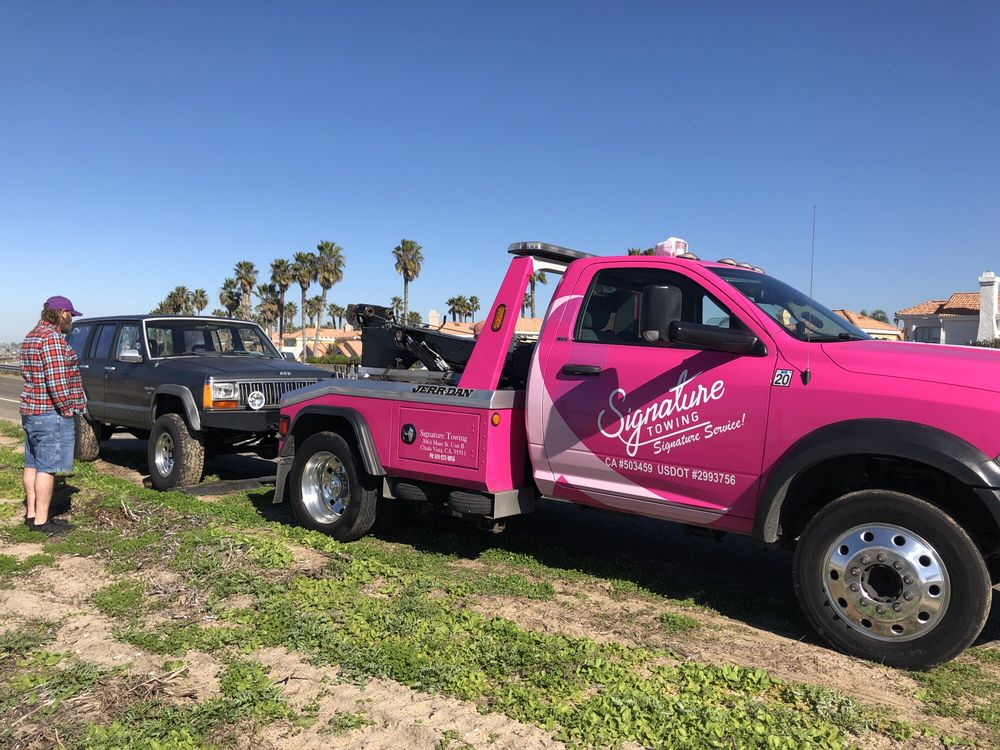 Towing business in Bonita, CA