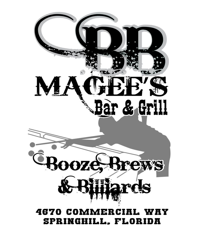 BB Magees: 4670 Commercial Way, Spring Hill, FL