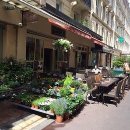 La Cabane Gourmande Crepes 1 Rue Lebon Pereire