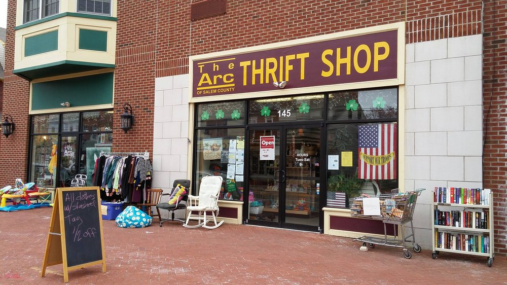 The Arc of Salem County Thrift Shop: 145 E Broadway, Salem, NJ