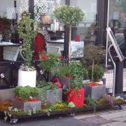 le jardin anglais blumenladen florist 25 rue ponts