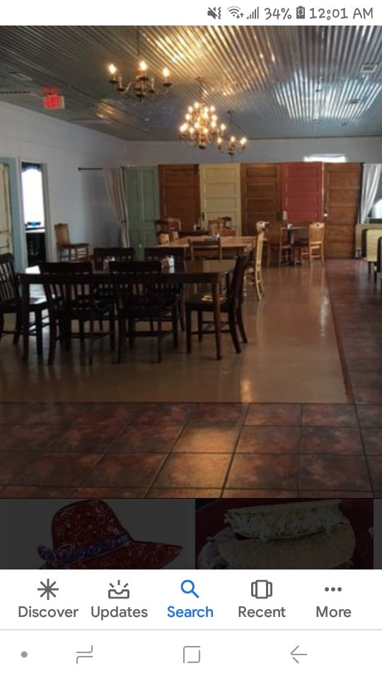 Ruth's Restaurant: 7464 Hwy 19 S, Zebulon, GA