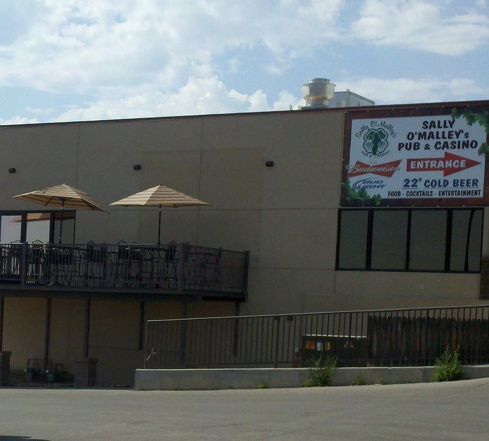 Sally O'Malley's Pub & Casino: 3064 Covington St, Rapid City, SD