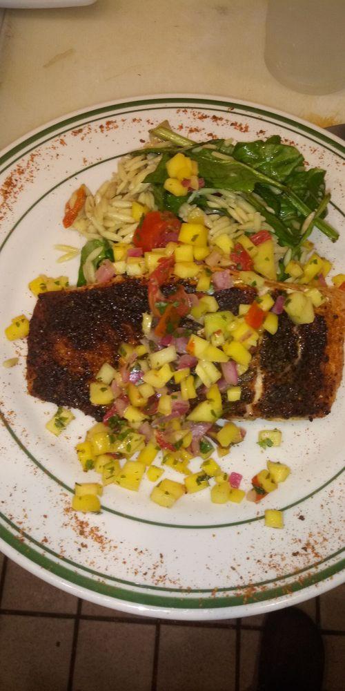 Food from Calhoun Street Tavern