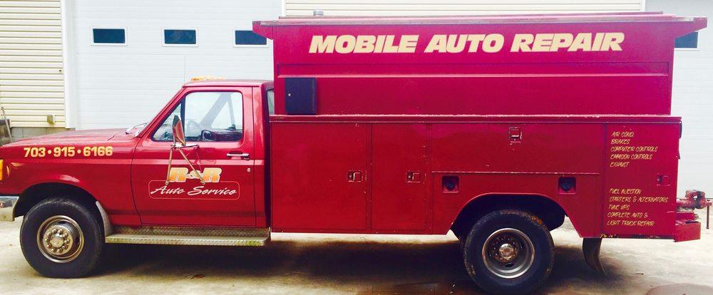 R&R Auto Service and Custom Fabrications: 9003 Sowder Pl, Nokesville, VA