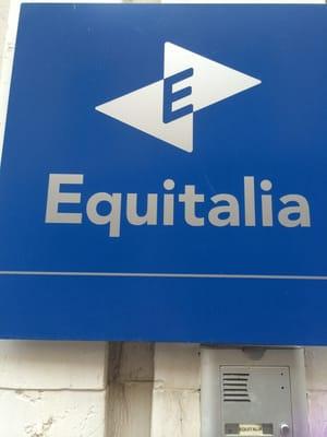 Photo Of Equitalia   Milano, Italy. Le Uniche Cose Sicure Della Vita Sono La