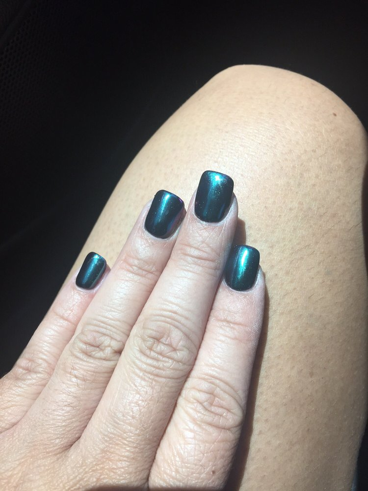 Crome nails. Vince is the best - Yelp