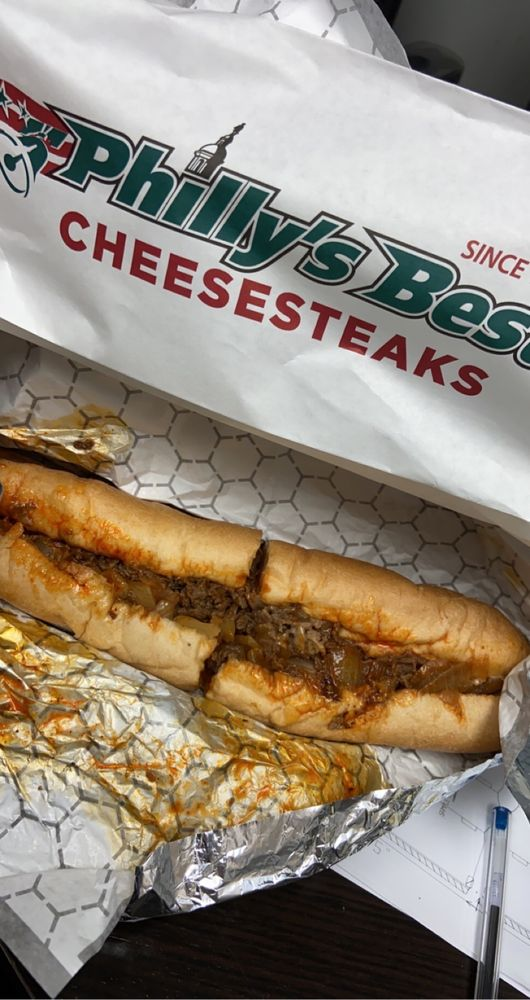 Food from Philly's Best