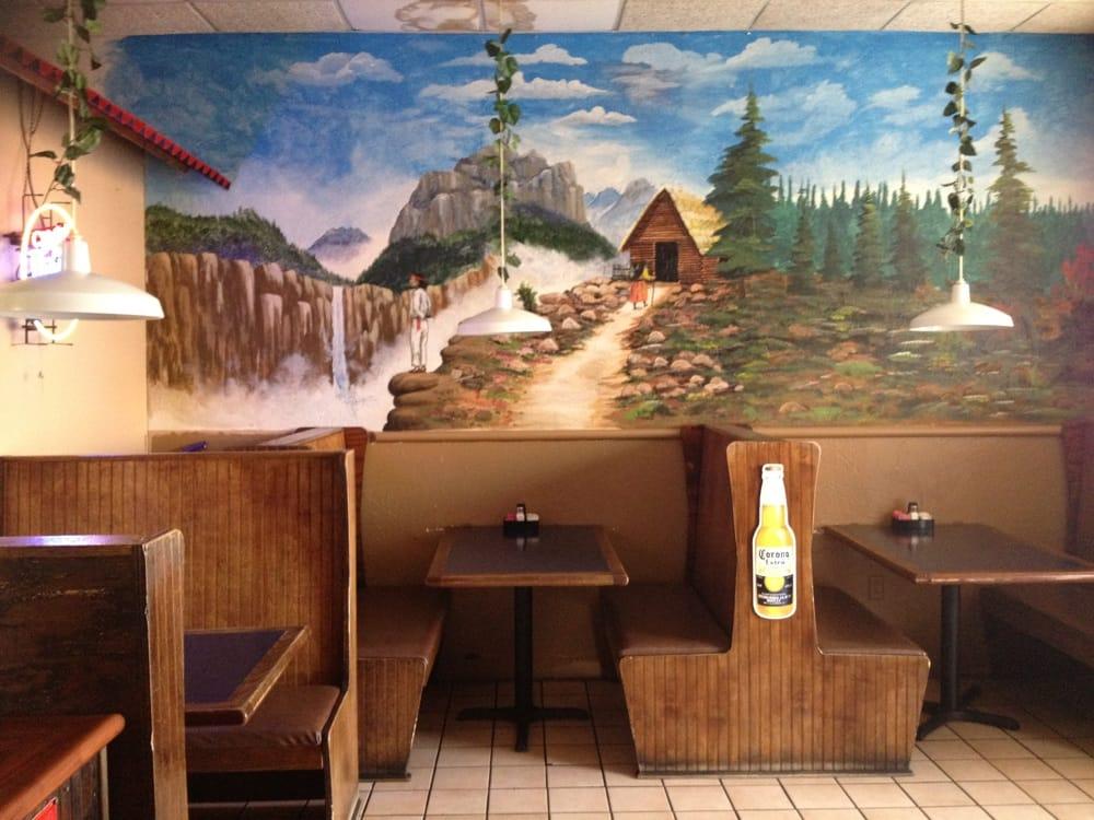 Azteca Mexican Restaurant: 1238 N Main Ave, Erwin, TN