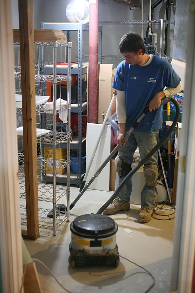 Select Basement Waterproofing: 16 Erynwood Ave, Evesham Township, NJ