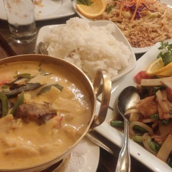 Photo Of Nicky S Thai Kitchen Pittsburgh Pa United States Red Curry