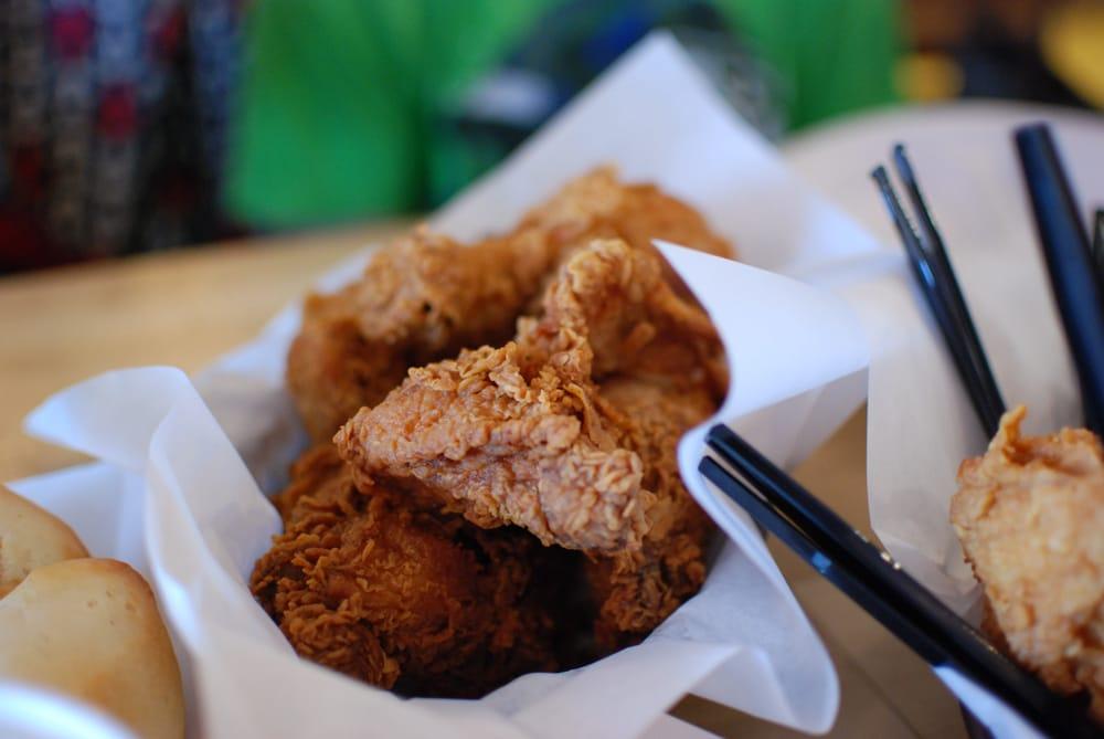 Ezell's Famous Chicken: 1645 140th Ave NE, Bellevue, WA