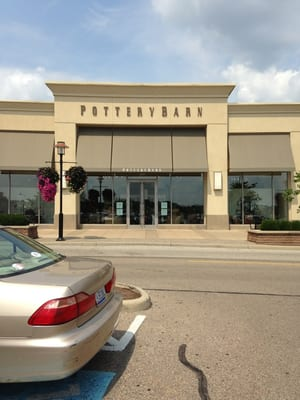 Pottery Barn Store Home Decor Kenwood Cincinnati OH Yelp