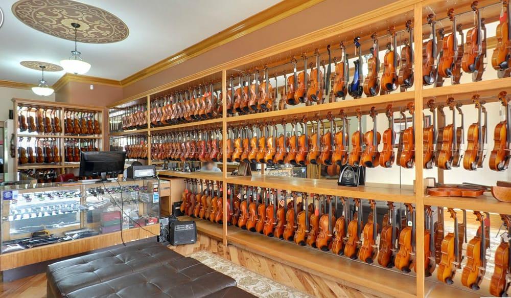 St. Louis Strings: 6331 Clayton Ave, Saint Louis, MO