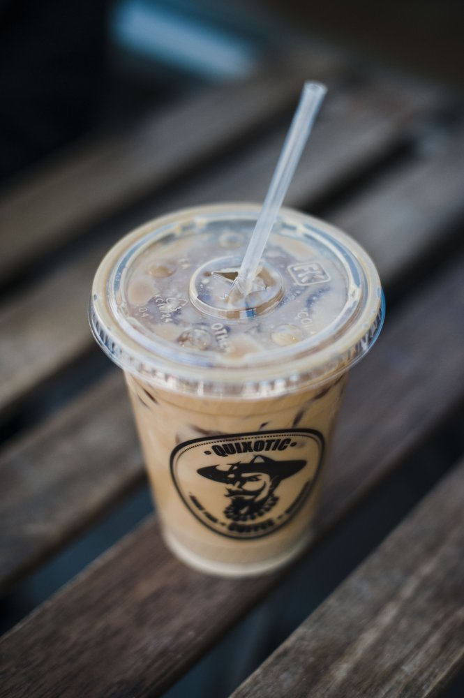 Social Spots from Quixotic Coffee