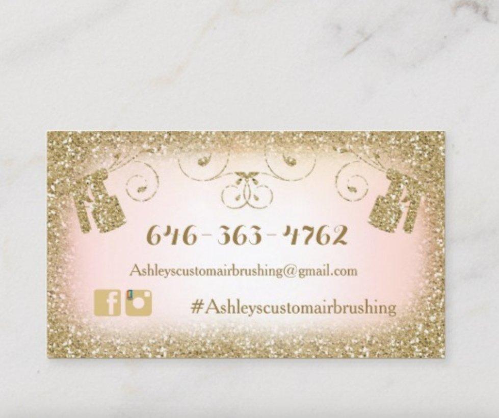 Ashley's Custom Airbrushing: Brooklyn, NY