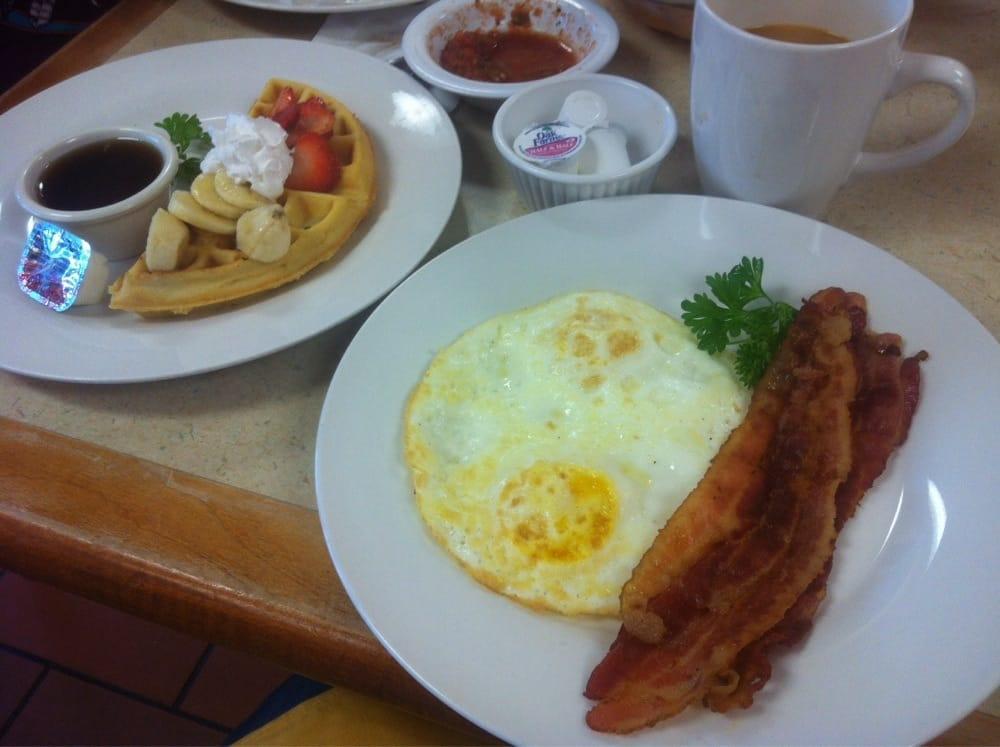 Omelette Waffle Restaurant  Houston Tx