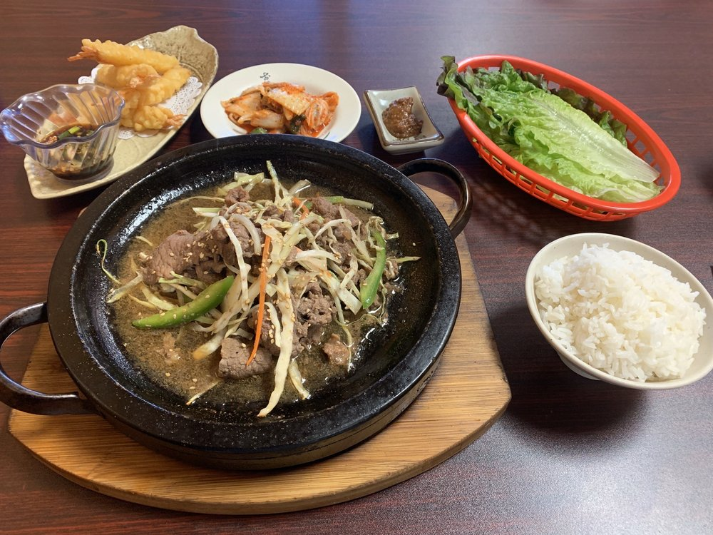 Kimchi Korean BBQ: 6701 E Black Horse Pike, Egg Harbor Township, NJ