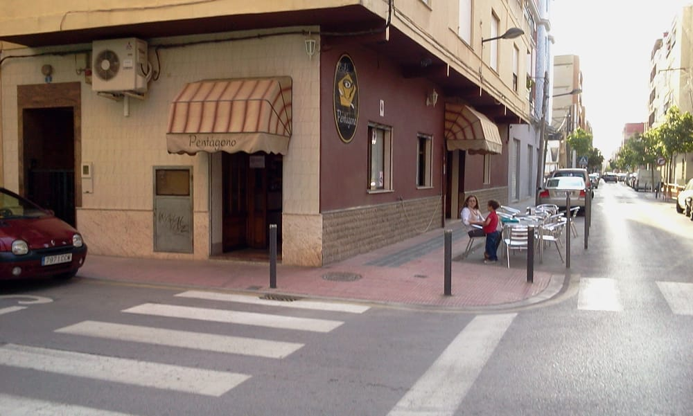 Cafe bar pentagono caf y t calle torrente 5 albal - Calle torrente valencia ...