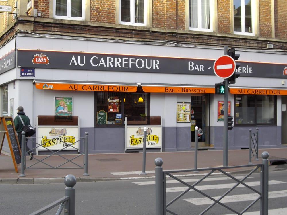au carrefour bars 46 rue de la bassee vauban esquermes lille restaurant reviews