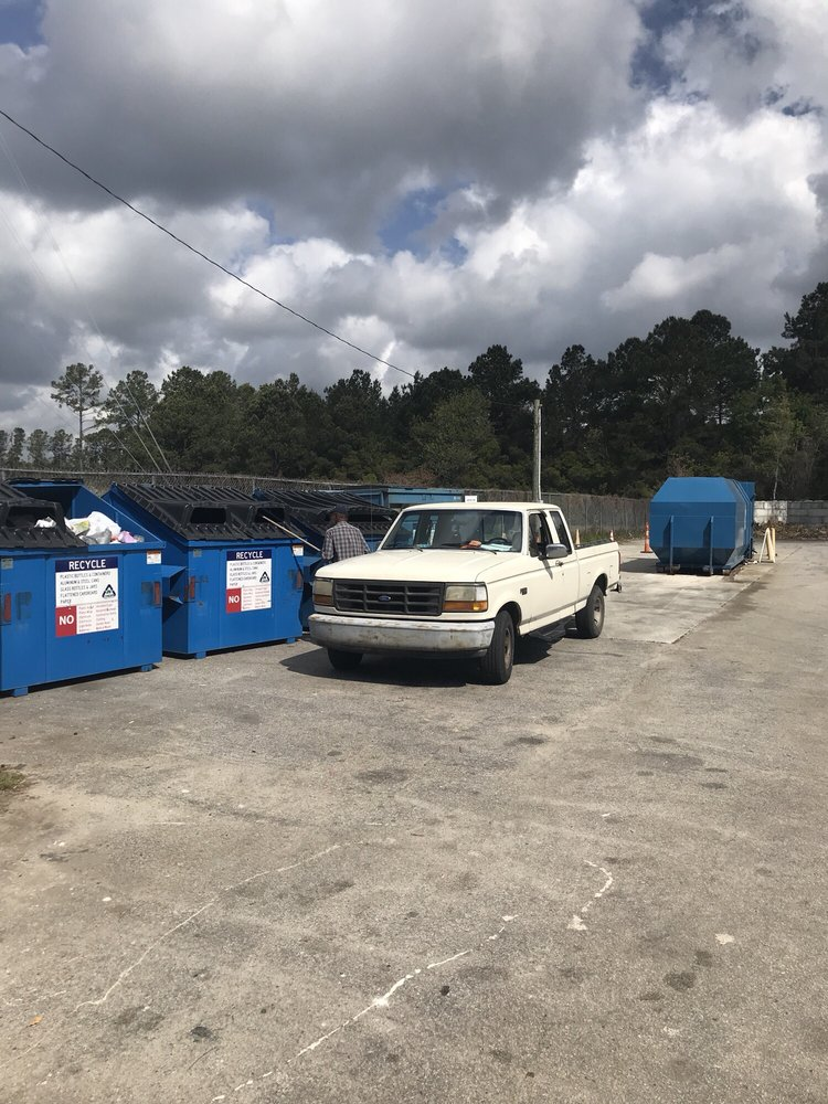 Charleston County Recycling and Convenience Center: 6380 Maxville Rd, Awendaw, SC