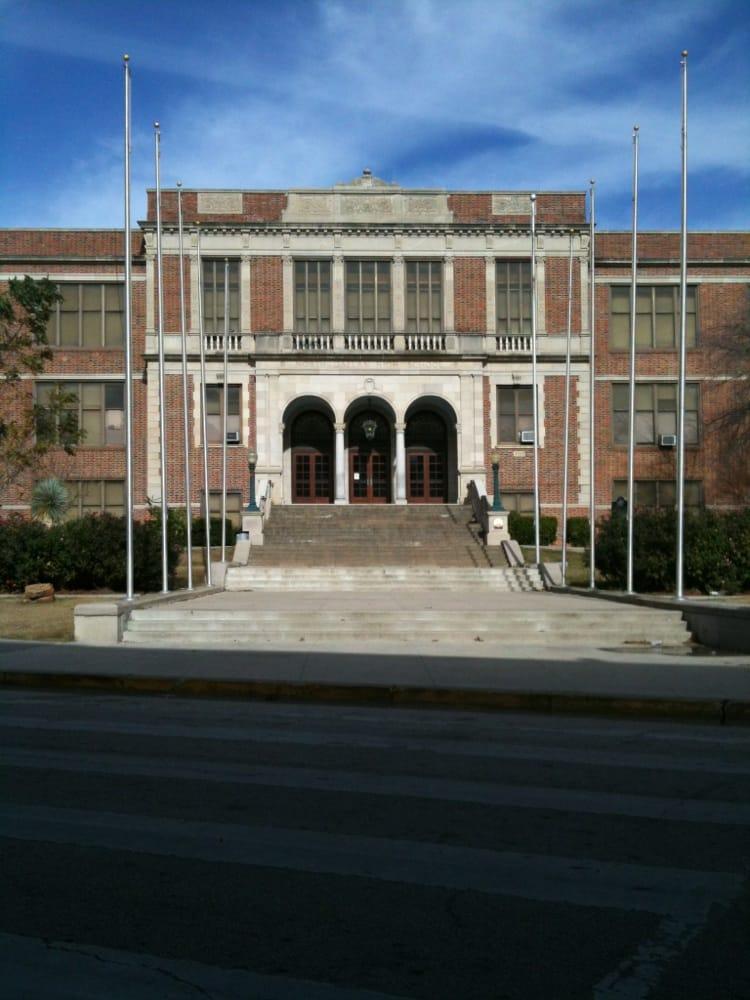North Dallas High School