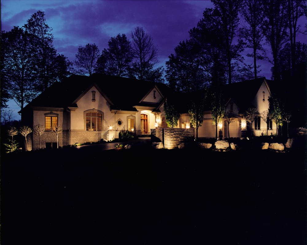 Landscape lighting in west side of cincinnati oh offers a photo of outdoor lighting perspectives dayton oh united states landscape lighting in mozeypictures Image collections