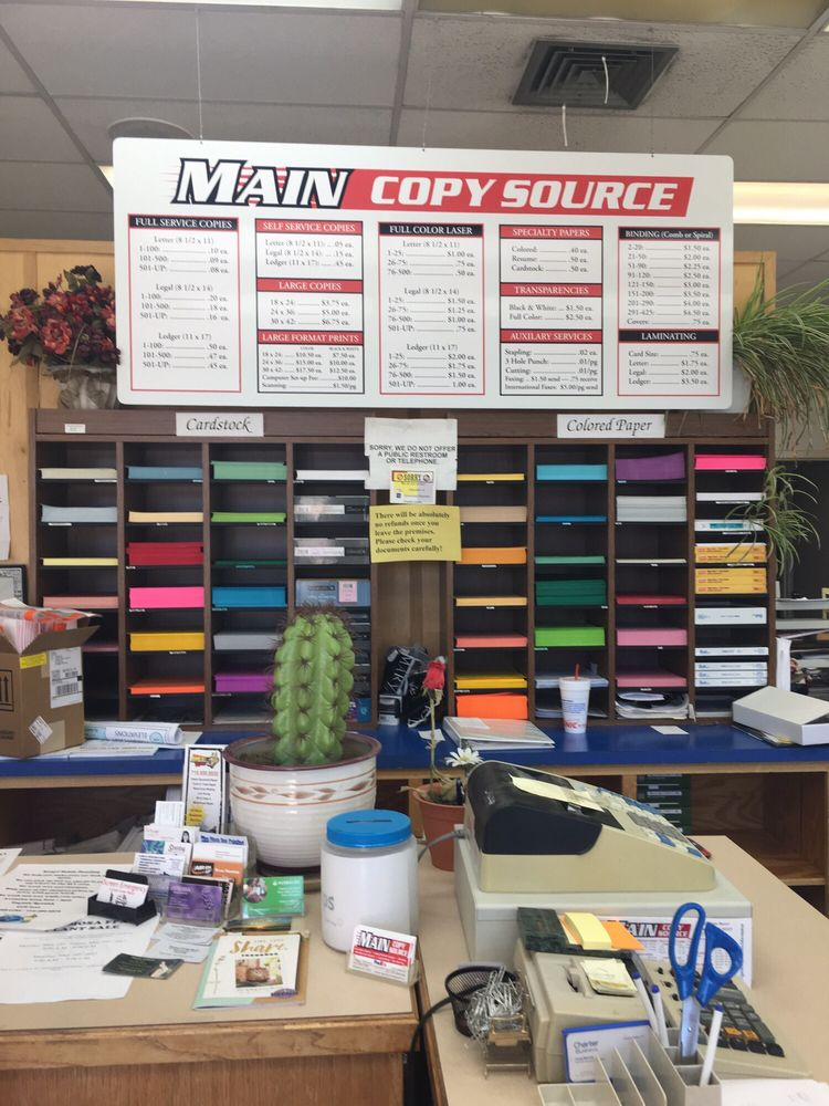 Main Copy Source: 1010 Main St, Alamosa, CO