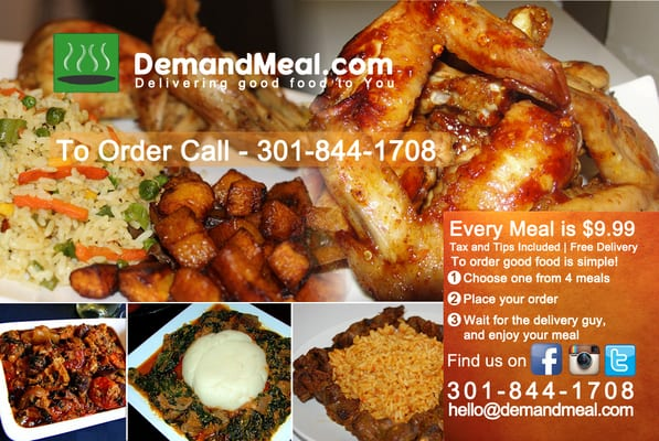Demand meal llc food delivery services perth amboy ct upper photo for demand meal llc forumfinder Choice Image