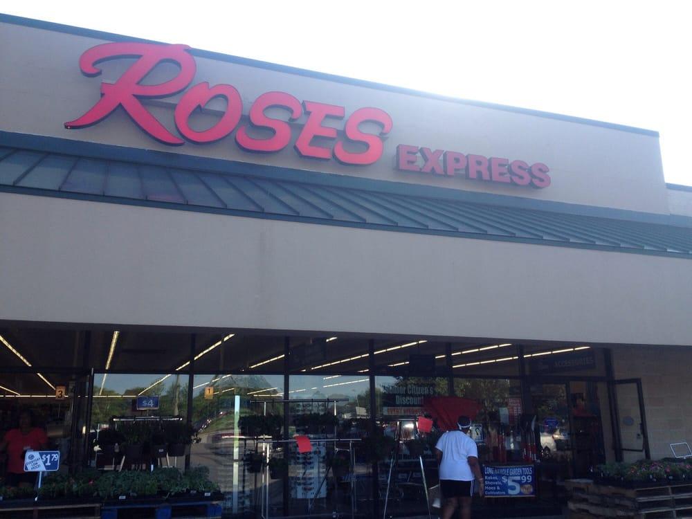 Roses Express: Highway 10, Smithfield, VA