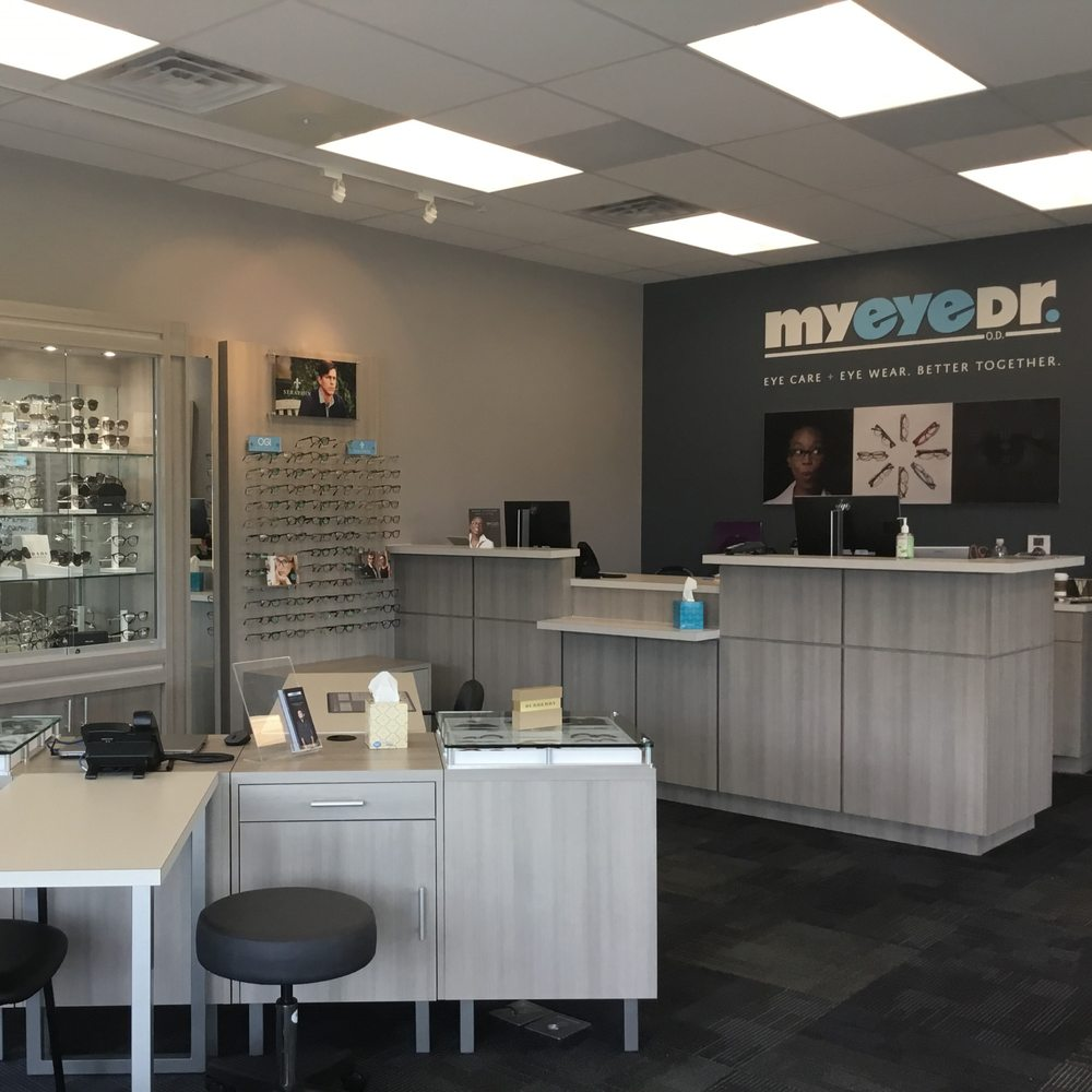 Holland Eye Care, now part of MyEyeDr: 9745 Fall Creek Rd, Indianapolis, IN